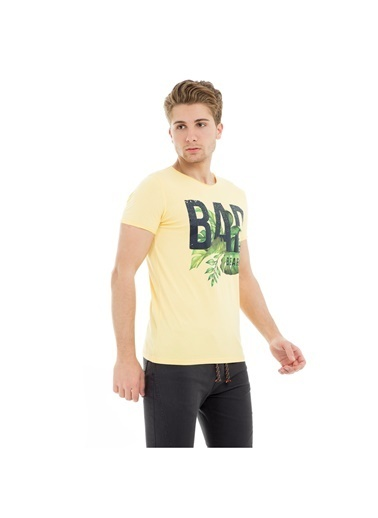 Bad Bear Tişört Sarı